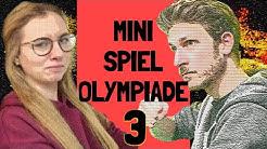Der kleinen Streiterei Teil 3   Minispiel-Olympiade #3 mit Sarah & Chris