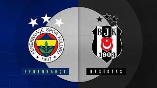 Beşiktaş, Fenerbahçe'yi 15 Yıl Sonra Kadıköy'de 4-3 Mağlup Etti! Hakem Kararları Tartışma Yarattı