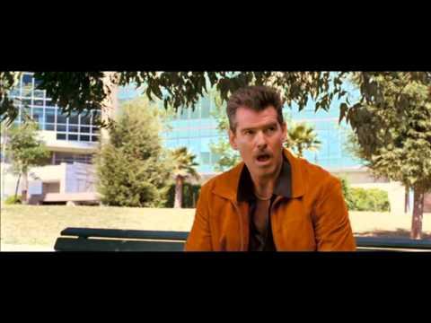 "Pierce Brosnan - ""Get the F*ck away from me"""