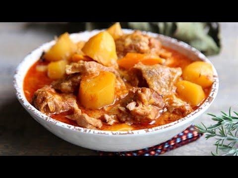 ♡♡-recette-cookeo-:-boeuf-pommes-de-terre-maison-♡♡-(-cuisine-erika-)