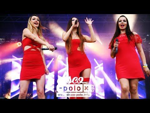 Top Girls - Nie będę Twoja - Wersja koncertowa (Disco-Polo.info)