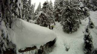 GoPro HD HERO Camera: Whistler Blackcomb It