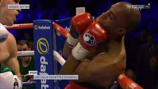 Boxe : Hadillah Mouhoumadi, champion la nuit, animateur le jour