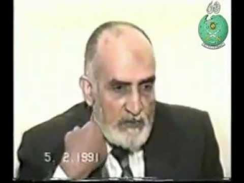 فيلم عن حياة أ/ مصطفى مشهور- انتاج إخوان ويكي وحصريا