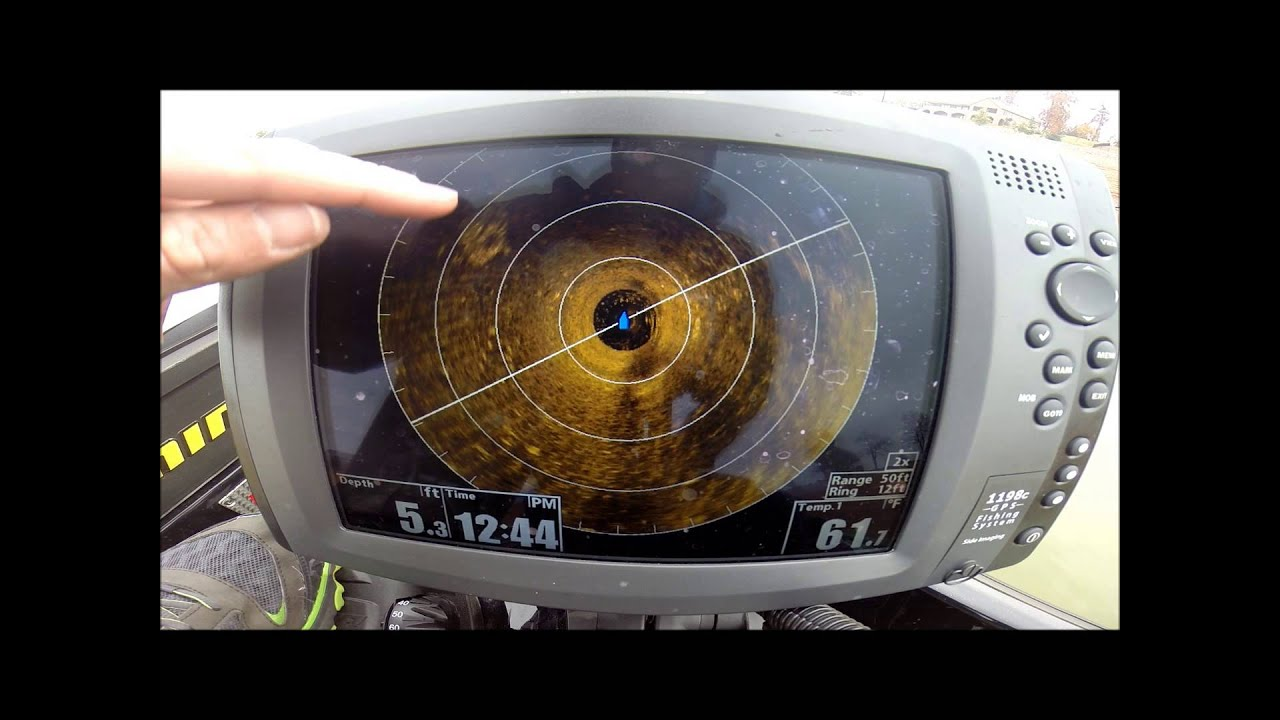 humminbird bow 360 on 1198 - youtube, Fish Finder