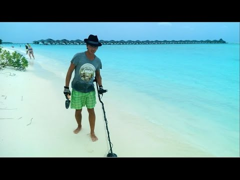 Maldives - a Paradise for treasure hunters!
