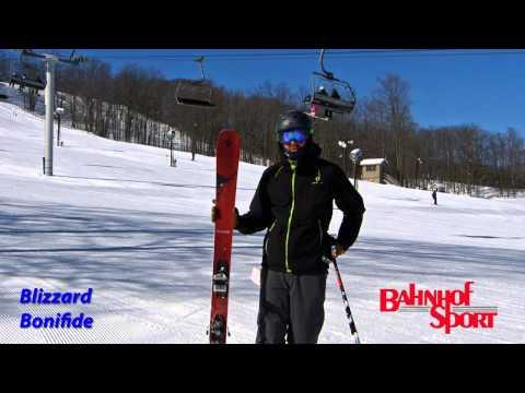 Blizzard Bonafide Ski
