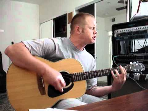 Seether - Breakdown (acoustic cover)