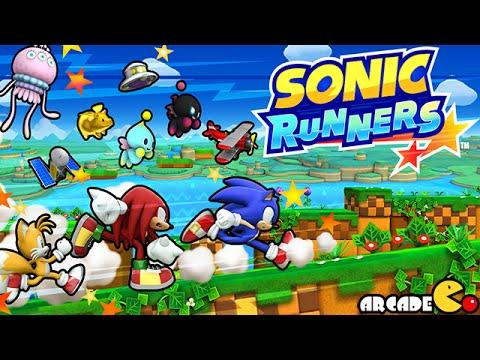 Sonic Runners - Golden Piggy Companions Gameplay Walkthrough Part 1 (Android / iOS)