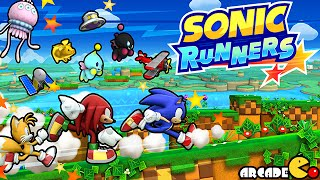 Sonic Runners - Golden Piggy Companions Gameplay Walkthrough Part 1 (Android / iOS)