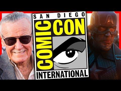 Avengers Endgame Panel 🔥 - #SDCC2019 [🔴DIRECTO]