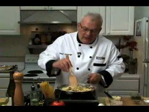 Chef George Shares One Of His Favorite Recipes Panko Crusted Cod Youtube