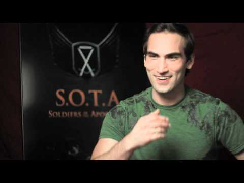 Soldiers of the Apocalypse IndieGogo Campaign Trailer