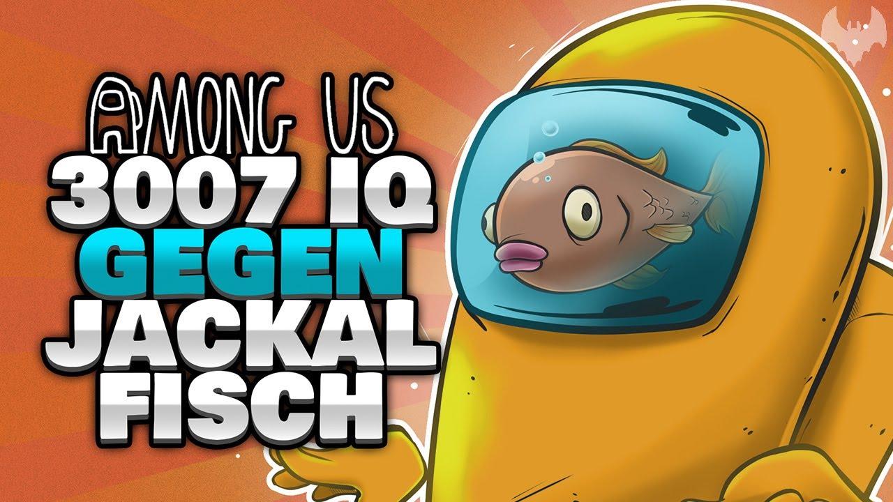 3007 IQ VOTE gegen JACKAL 🐟 - ♠ Among Us ♠