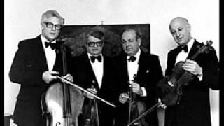 """Smetana String Quartet No.1 """"Z mého života"""" 1: Allegro vivo appassionato (Amadeus Quartet)"""