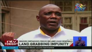 Swazuri stops yet another land grab attempt in Nairobi