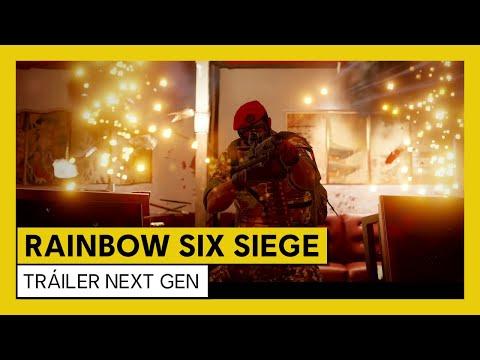 Tom Clancy's Rainbow Six Siege – Tráiler Next Gen