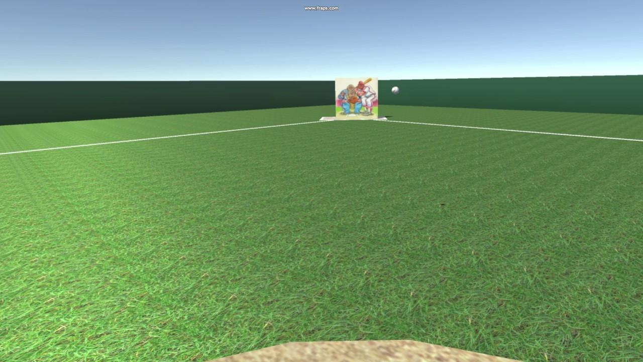 Creating My Very Own Virtual Reality Baseball Simulator