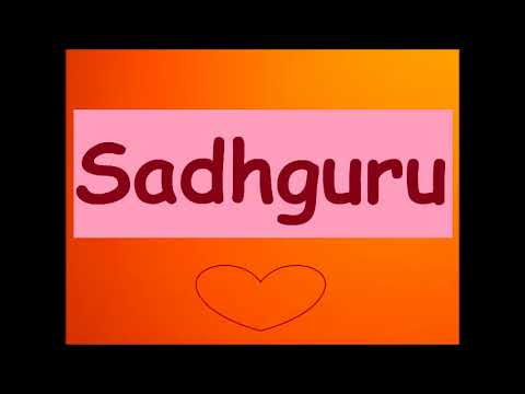 Sadhguru 2018 - You Must UNDERSTAND This  Lesson