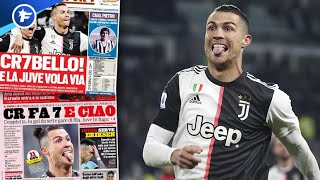 Cristiano Ronaldo impressionne l'Italie | Revue de presse