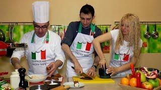 Много видео Мастер-классы курс итальянской кухни от шефа Винченцо Дилилло, обязательно подпишитесь!