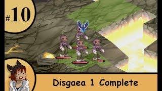 Disgaea 1 Complete part 10 - No use fire
