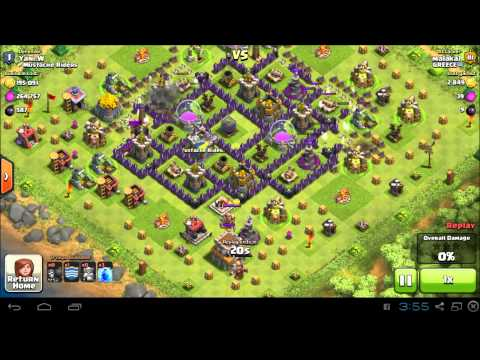 Clash of Clans -  95 wallpaper  Attack