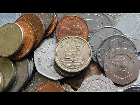 Gibraltar Coin Collection! (2020)