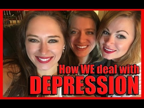 Dealing with Depression | Scream Queen Stream