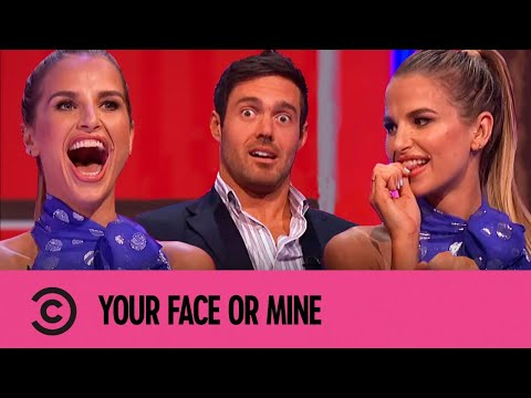 Your Face Or Mine | Series 6 | Spencer & Vogue