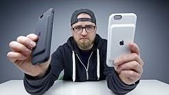 iPhone 6S Battery Case - Design Failure?
