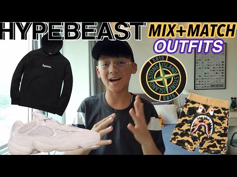 BEST WAYS TO MIX AND MATCH YOUR OUTFITS FOR MEN!!!||Hype Session #05