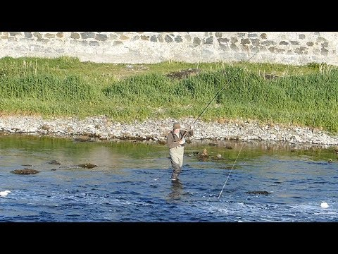 Salmon Angling - Galway - County Galway - Ireland