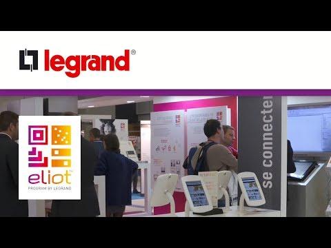 ELIOT, programme Legrand dédié à l'internet des objets connectés