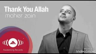 Maher Zain Thank You Allah MP3