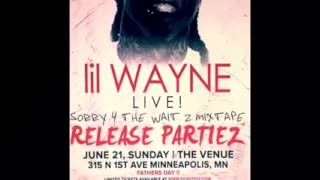 lil wayne issues statement regarding no show at the venue in minneapolis