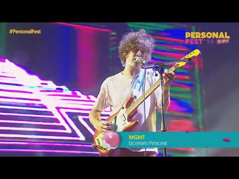 MGMT Live @ Personal Fest, Buenos Aires, Argentina [1080p]