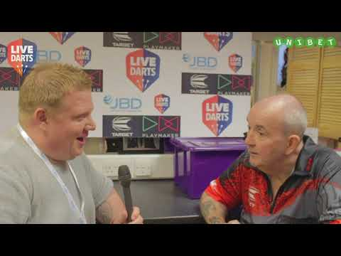 Phil Taylor on life after professional darts - Exclusive interview