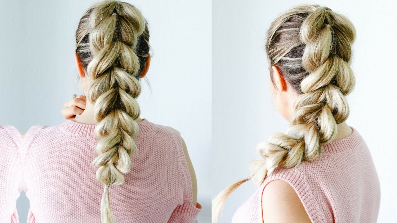 how to pull through braid the perfect beginner friendly