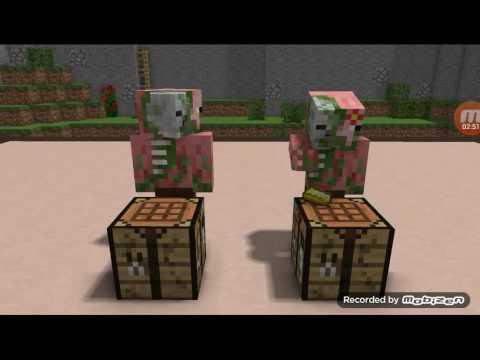 Minecraft Canavarlar Okulu Türkçe Dublaj Bölüm #1