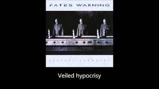 Fates Warning - Static Acts (Lyrics)