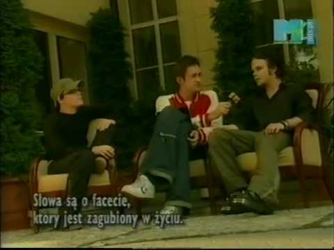 The Rasmus Interview MTV Select Poland 2003 PART 1