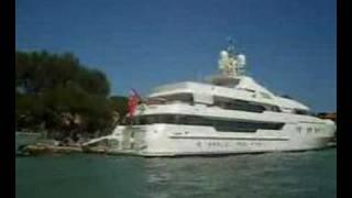 Venise vue de la mer