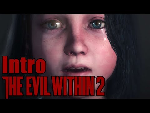 [01] The Evil Within 2 - Intro (Into The Flame) - Let's Play Gameplay Walkthrough (PS4)