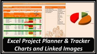 Excel - Project Planner and Tracker -- Microsoft Excel 2013 - Part 5