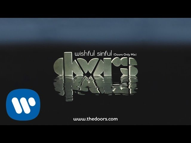 The Doors - Wishful Sinful (Doors Only Mix) (Official Audio)