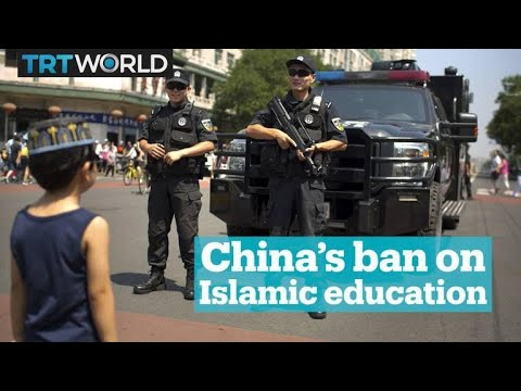 China bans Muslim students from attending religious classes