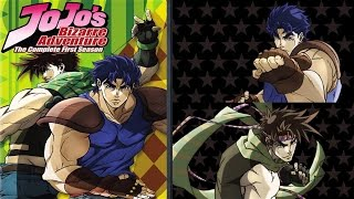 AH JoJo's Bizarre Adventure 2012 Anime Review