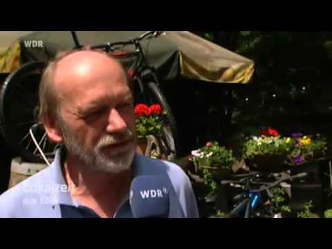 Waldbiergarten Erftstadt-Liblar (Bericht WDR Lokalzeit)