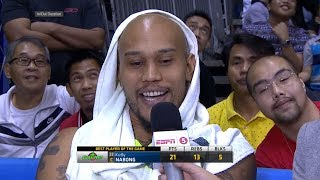 Best Player: Kelly Nabong | PBA Philippine Cup 2018